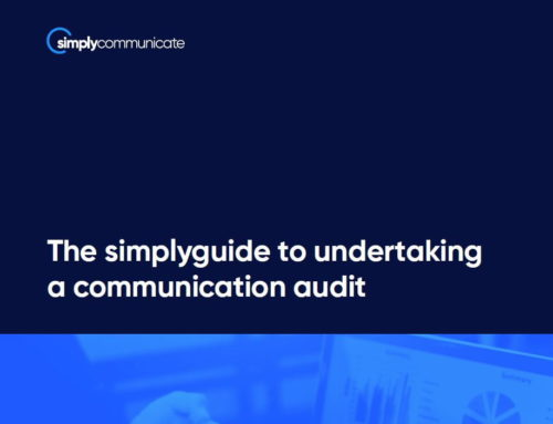 The simplyguide to conducting a communication audit